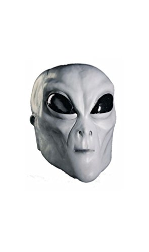 Alien Grey Mask -