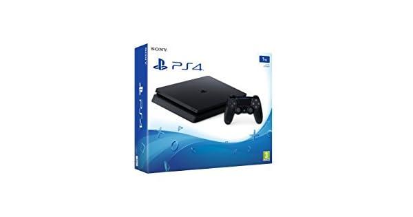 PlayStation 4 (PS4) - Consola Slim 1 TB: Amazon.es: Videojuegos