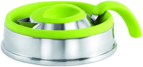 Outwell Collaps Kettle, Lime Green, 1.5 Litre