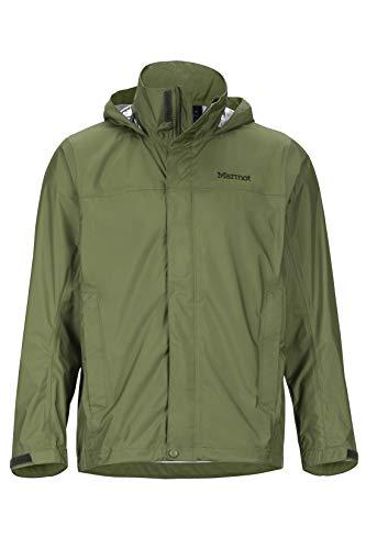 Marmot Men's Precip Jacket, Bomber Green, XX-Large