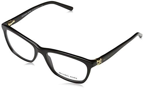 Michael Kors SADIE V MK4026 Eyeglass Frames 3005-53 - Black ()