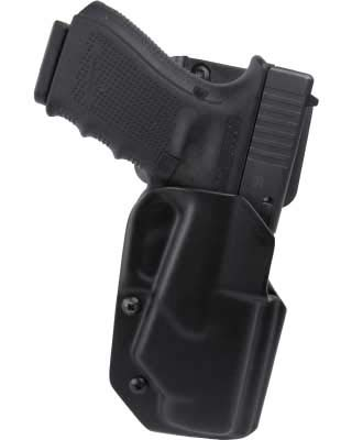 BT Blade-Tech Black Ice OWB Holster SW M&P 9/40 Black Right Hand (Glock 17/22/31)