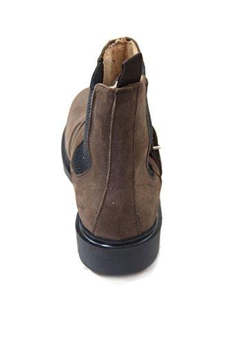 Cult Vintage Women Leather Chelsea Boot Old River 5994 Brown Refurbished Brown LVYrPCPlo