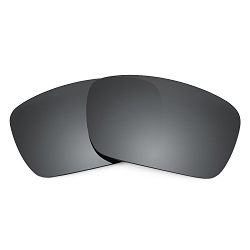 Revant Replacement Lenses for Oakley Fuel Cell Black Chrome - Lens Fuel Cell Oakley