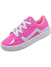 Tênis Infantil Pekeno Pé - 82s - Pink - MUITO ESTILO!!!