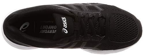 Contend White Black Gel 001 Nero Donna Scarpe Asics Running 4 P80n5w