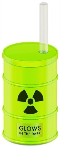 "Kheper Toxic Barrel Cup by ""Kheper Games, Inc."""