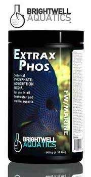 Brightwell Aquatics ABAEXPO22KG ExtraxPhos Filter Media for Aquarium, 50-Pound