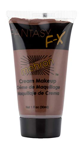 Mehron Makeup Fantasy F/X Water Based Face & Body Paint (1 oz) (WOLFMAN -