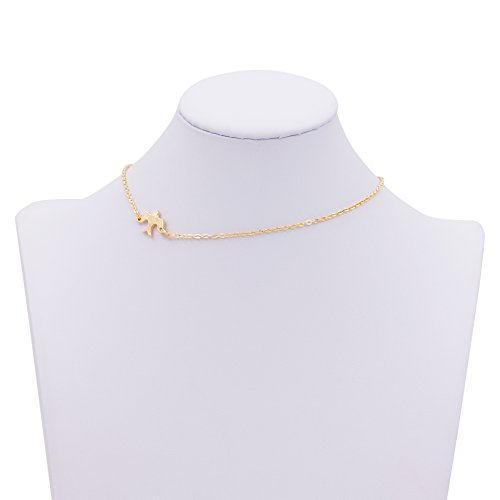 Peace And Dove Necklace - 4