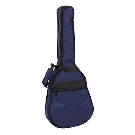 Ortola - Funda Guitarra 1/4 Ref.20B Mochila, Azul: Amazon.es: Instrumentos musicales