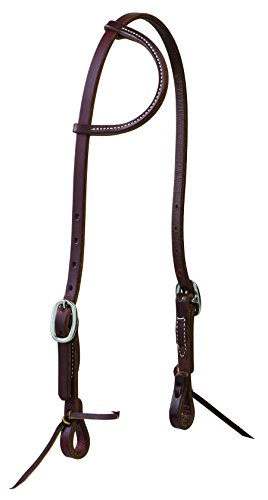 Weaver Leather Working Tack Stainless Steel Sliding Ear Headstall