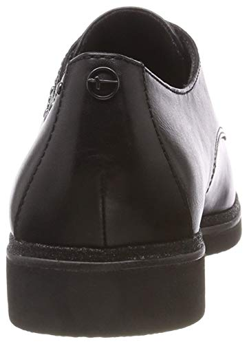 Nero Tamaris Scarpe 21 Black Stringate 23733 Donna Oxford 1 Z7wx7r