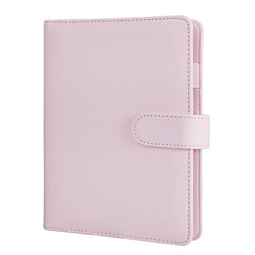 Personal Organizer,A5 Spiral Binder,Agenda Planner,Harphia-A5 9.06 x 7.28