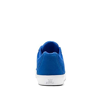 Supra - Zapatillas para hombre Varios Colores Multicolore (Royal/White) 40: Amazon.es: Zapatos y complementos