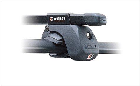 INNO ニッサン ムラーノ 5ドア/ルーフレール付車 H16.9~H20.9 Z50系 スクエアベースセット B072R33DNF