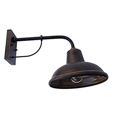 Y Decor Tanner EL24301 Outdoor Wall Light