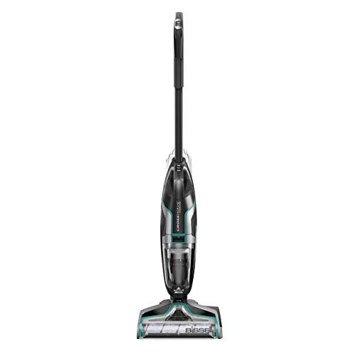 BISSELL CrossWave Cordless Floor and Area Rug Cleaner with Wet-Dry Vacuum, 2551 (Multi Surface Cleaner Floor)