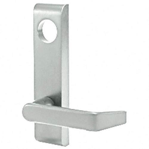 CRL Jackson 8500 Narrow Stile Locking Outside Lever Trim for a 2