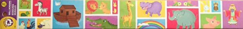 (Inspirational Wall Borders for Home or Classroom ~ Noah's Ark)