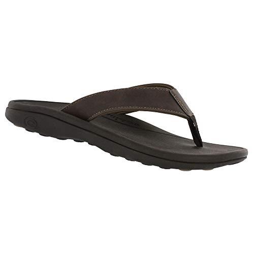 - Cobian Sumo Men's Flip Flop Sandal - Chocolate