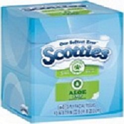 Scotties 3-Ply Facial Tissues with Aloe, 60-ct. 3 Boutique style - Styles Facial