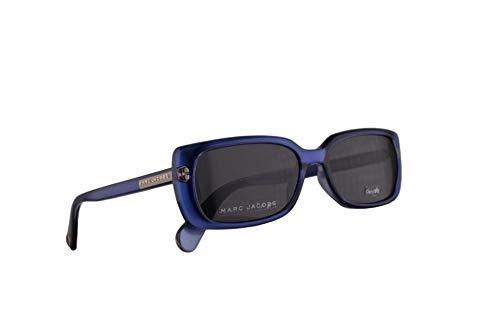 Marc Jacobs Marc 361/S Sunglasses Blue w/Grey Blue Lens 56mm PJPIR Marc 361S Marc361S Marc361/s ()