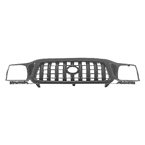 2002 Toyota Tacoma Grille - Value Grille Fits 2001-2004 Toyota Tacoma OE Quality Replacement