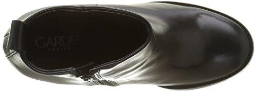 GARDENIA COPENHAGEN Attilia, Botines para Mujer Negro (Baby Calf Barcelona Black)