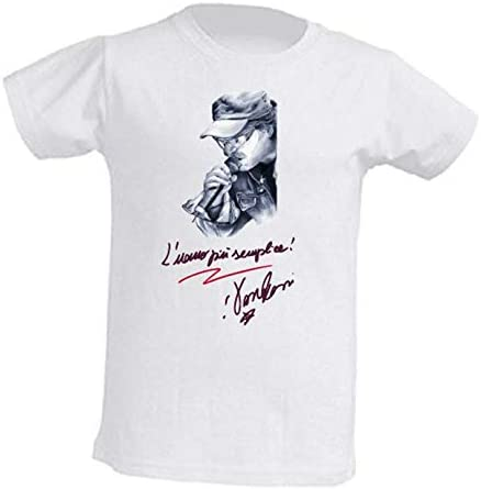 Vasco Rossi Maglietta Blasco T Shirt Uomo Donna Musica Rock Concerto