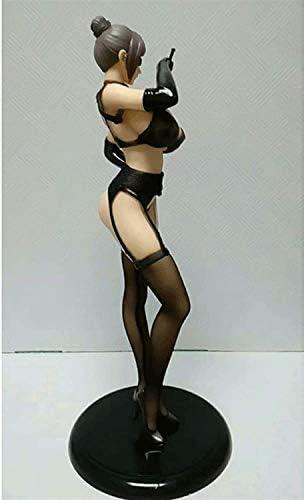 Gevangenis School: Akiko Shiraki 1/4 Actiemodel-PVC-personage Model-Woonaccessoires-Collectibles-Auto-accessoires-Verjaardagscadeau Maat 41cm