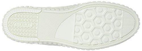 Cuero de Mujer Zapatillas Diesel para qfn8EWWw5
