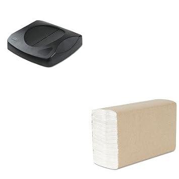 kitkim02920rcp268988bk – Value Kit – Kimberly Clark Scott reciclado C-fold toallas de mano (