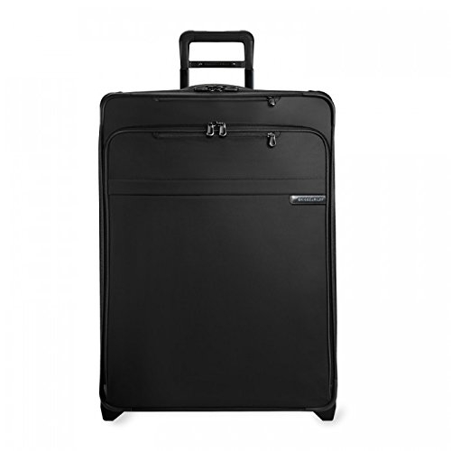 Briggs & Riley Baseline Large Expandable Upright, Black by Briggs & Riley