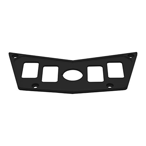 Stv motorsports custom aluminum black dash panel for 2008 2014 stv motorsports custom aluminum black dash panel for 2008 2014 polaris rzr xp 900 fandeluxe Image collections