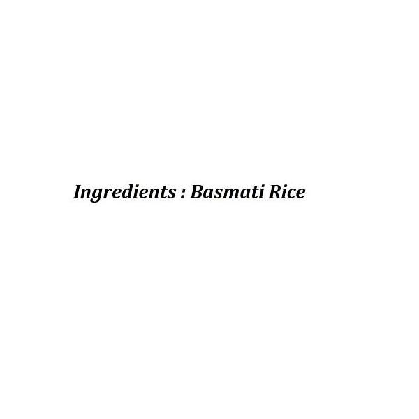 Pureganic Tree White Aromatic Long Grains Basmati Rice (1kg) 2021 July white Basmati Rice