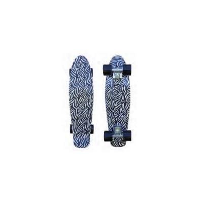 Surf and Skate Warehouse Skateboard Complete (Choose Color or Design) (Zebra) : Sports & Outdoors