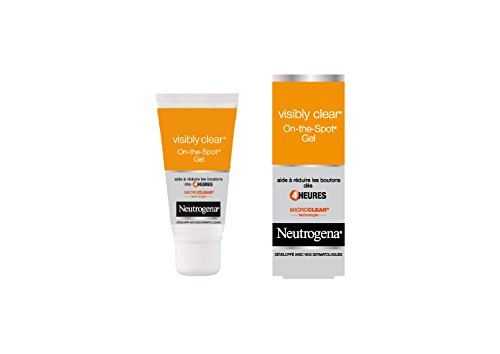Neutrogena - Visibly Clear Gel On The Spot - Tube 15 ml 33825