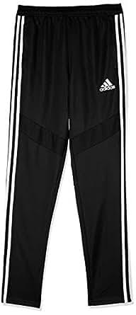 adidas Australia Kids Tiro 19 Training Pants, Black/White, 128