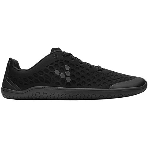 vivobarefoot Men's Stealth Ii Textile - Black - 41 from vivobarefoot