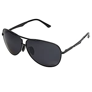 Aoron Aviator Polarized Driving Sunglasses