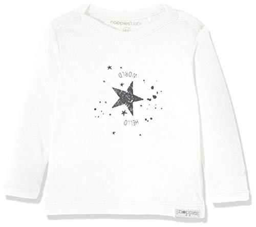 Noppies U Tee ls Lux tekst uniseks-baby T-Shirt