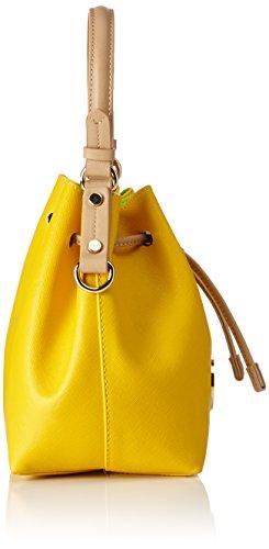 75bp0553 Yellow Multicolore 93 Trussardi Sac seau Green Oxgq4wCaZ