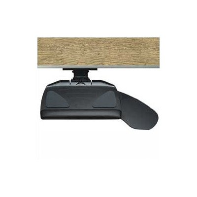 Banana-Board Keyboard Tray and Mouse Platform Track Length: 22