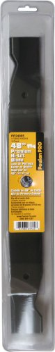 Poulan Pro 48-Inch High Lift Lawn Mower Blade (3 Pack) PP24005