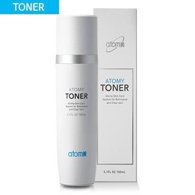ATOMY skin care set TONER and LOTION