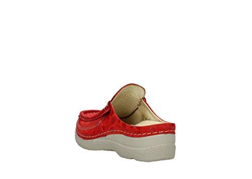 Wolky 0620212570 Größe 36 Rot (Rot)