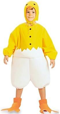 Fyasa 704656 Disfraz de Pollo para 2 a 3 años,, pequeño: Amazon.es ...