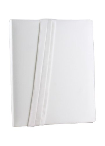 Beverly Clark Collection Audrey Memory Book, White