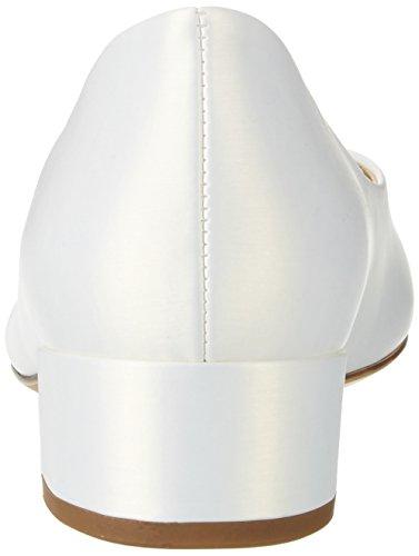 Blanco perlweiß0300 de Zapatos 3007 Tacón Högl 3 para Mujer 10 0300 qxvIzSn